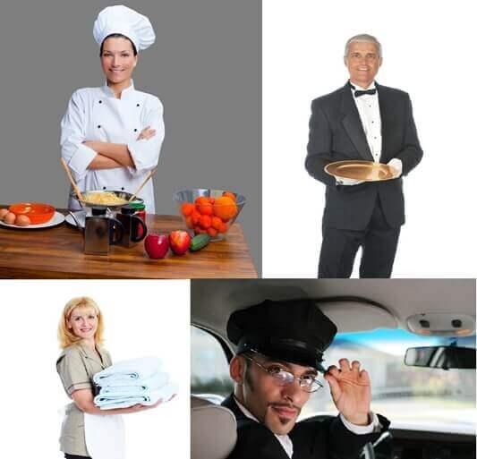 internal domestic employees