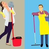 Siete sencillos trucos para mantener la casa limpia