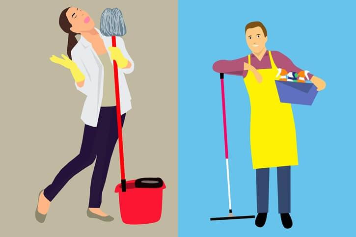 trucos para mantener la casa limpia
