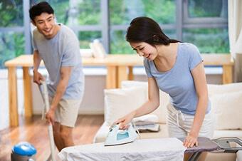 matrimonio doméstico